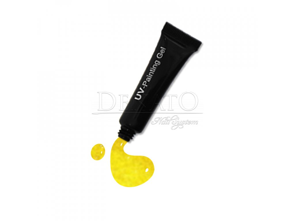 3521 Gold Star painting gel