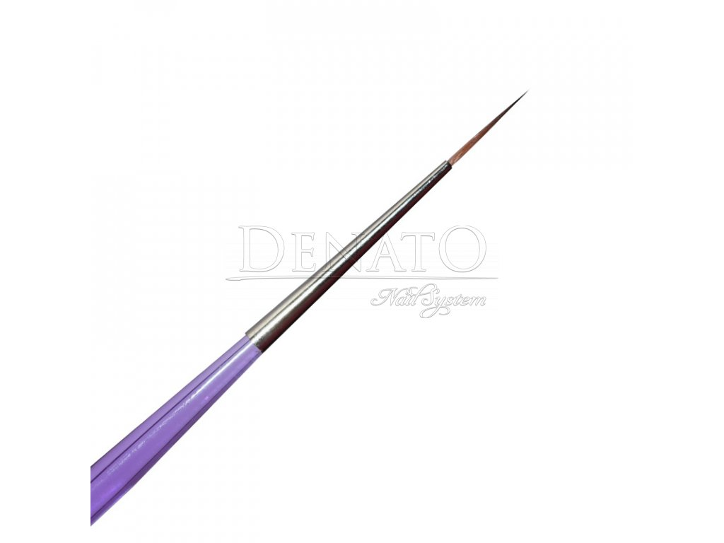 5988 line brush štětec nail art velikost 1 na tenké linie