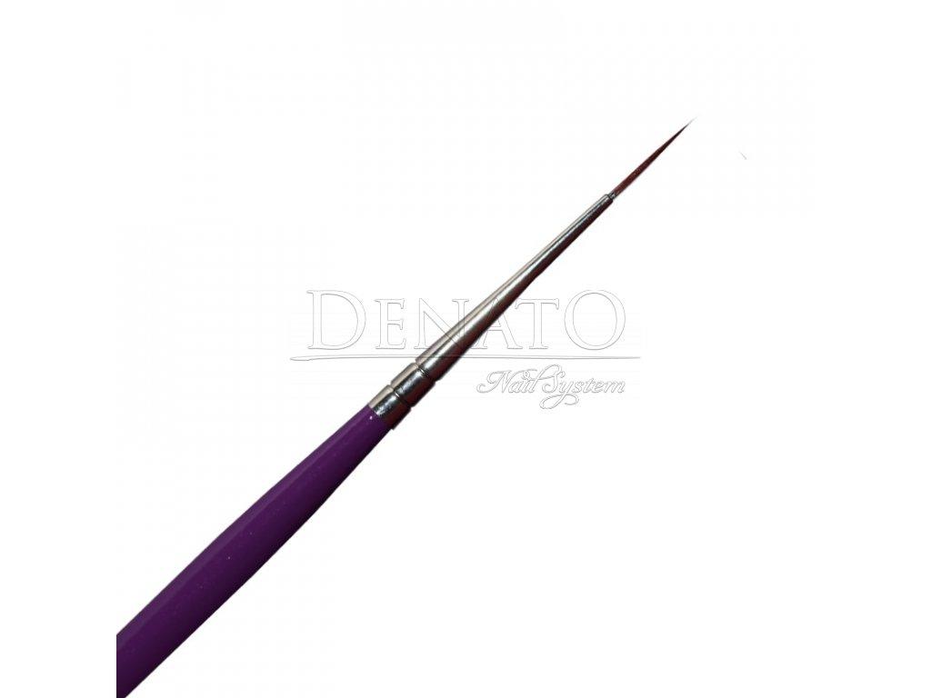 6018 Line Brush štětec na nail art tenké linie, velikost 5 0