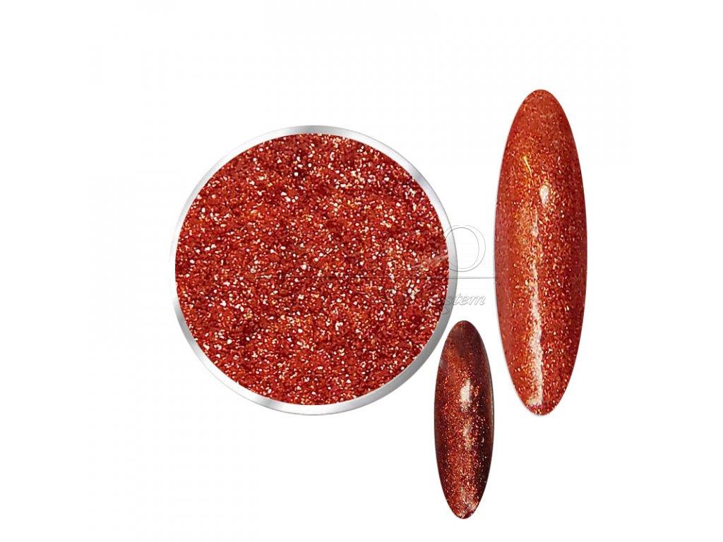 Brilliant Diamond Red Brown  Pigmenty
