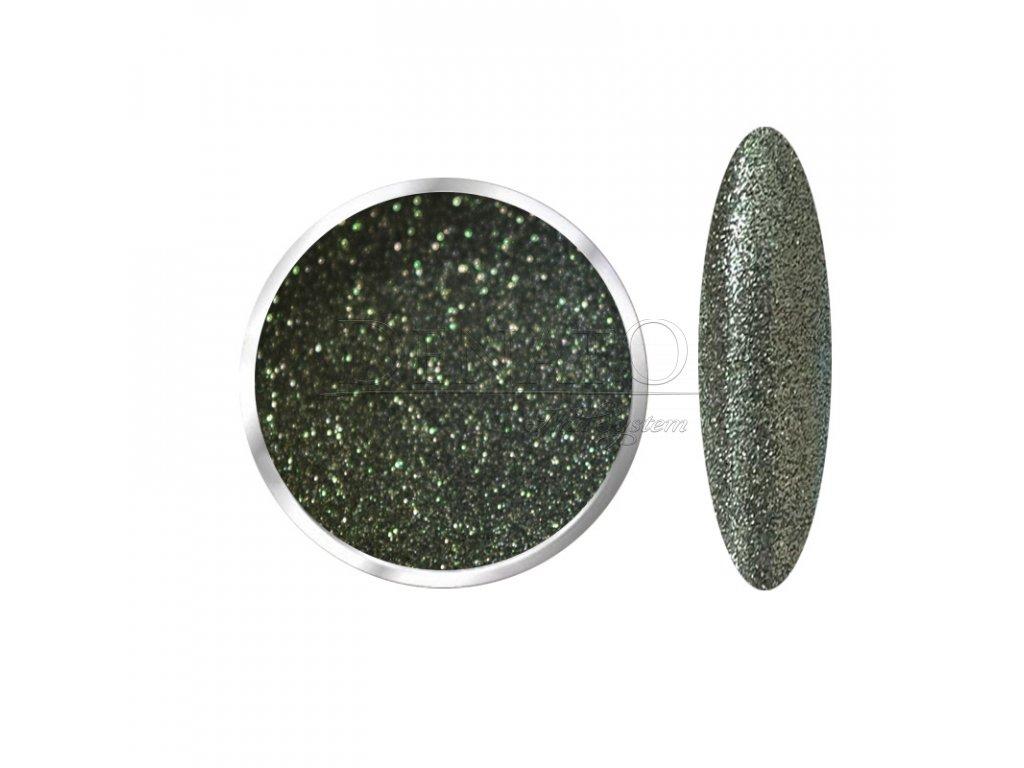 Emerald Green  Třpytky a Glitry