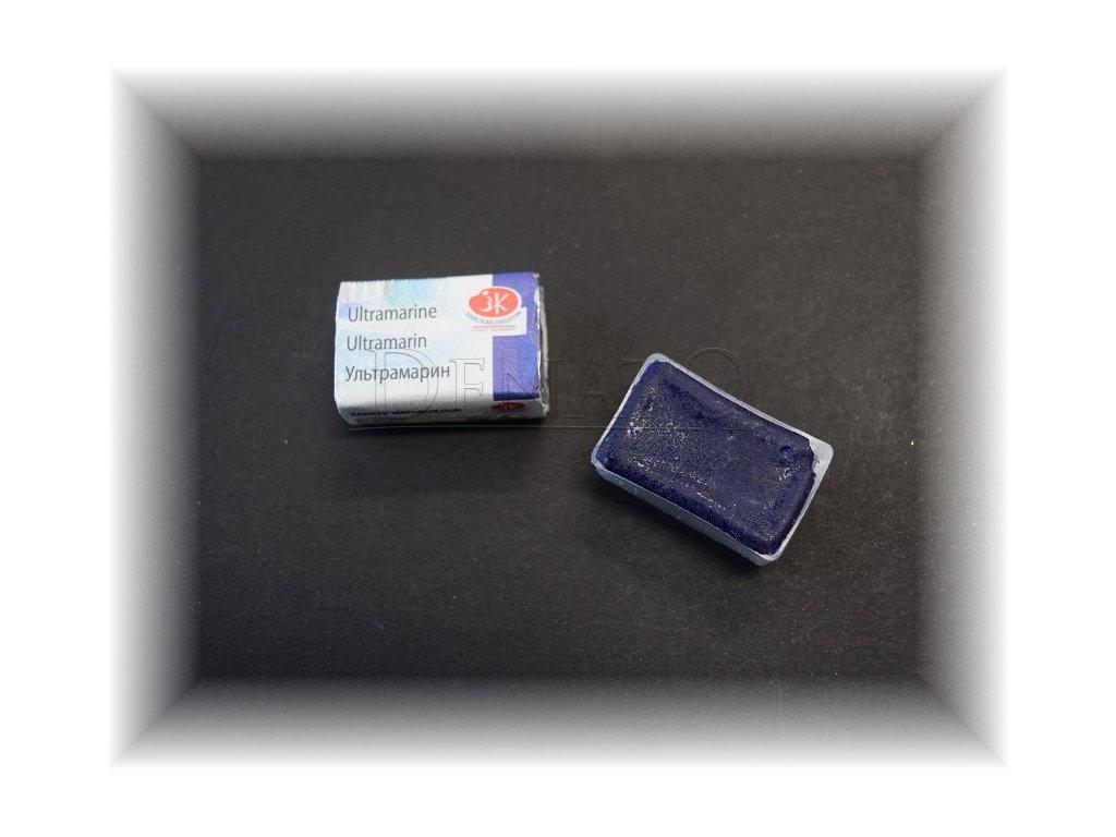 Náhradní barva Bílá noc - Ultramarine  Akvarelová barva