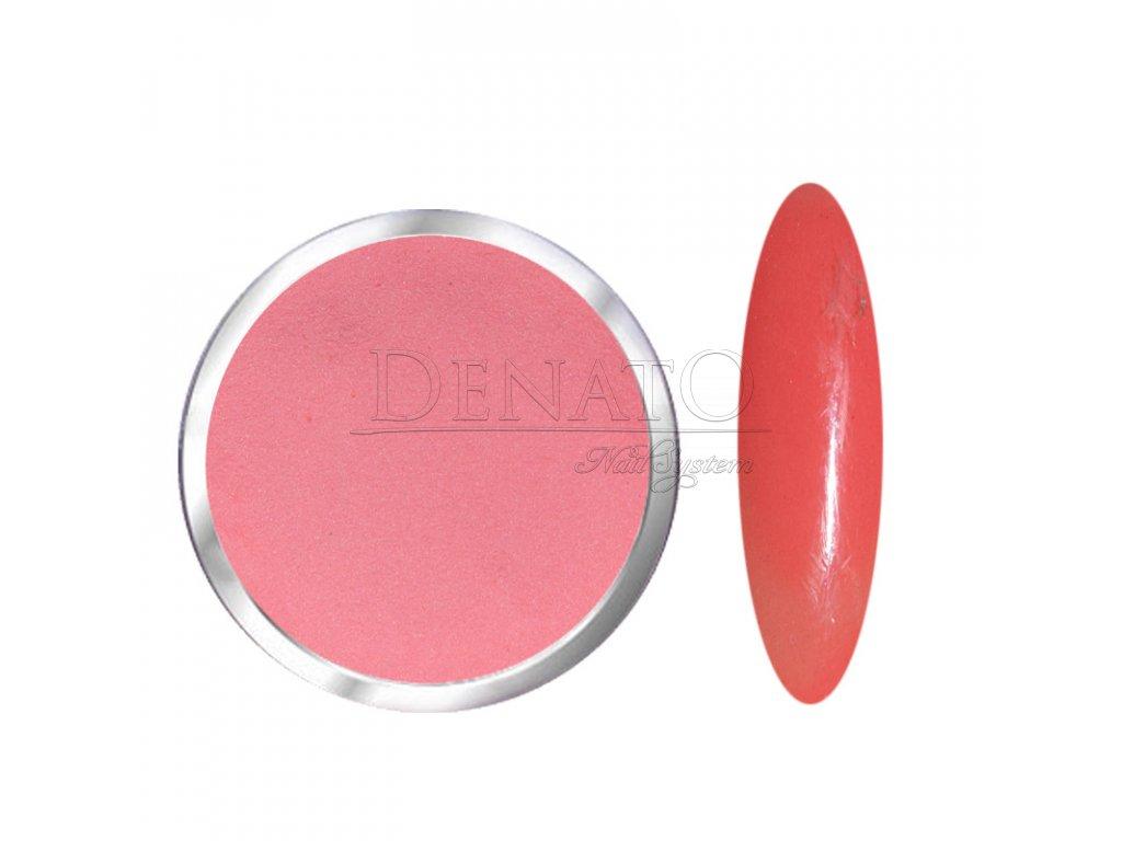 1719 PAPAYA barevný polymer růžový