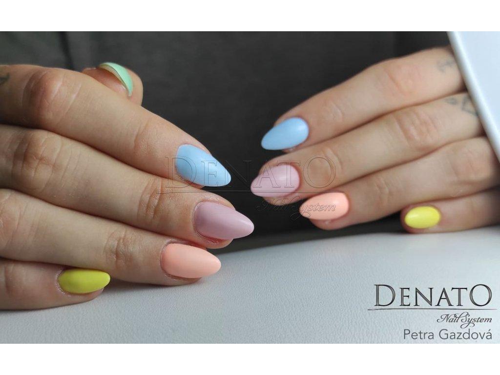 23009 Basic 09 barevný uv led gel žlutý