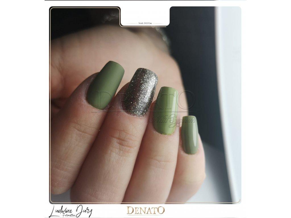 23011 Basic 11 barevný uv led gel zelená