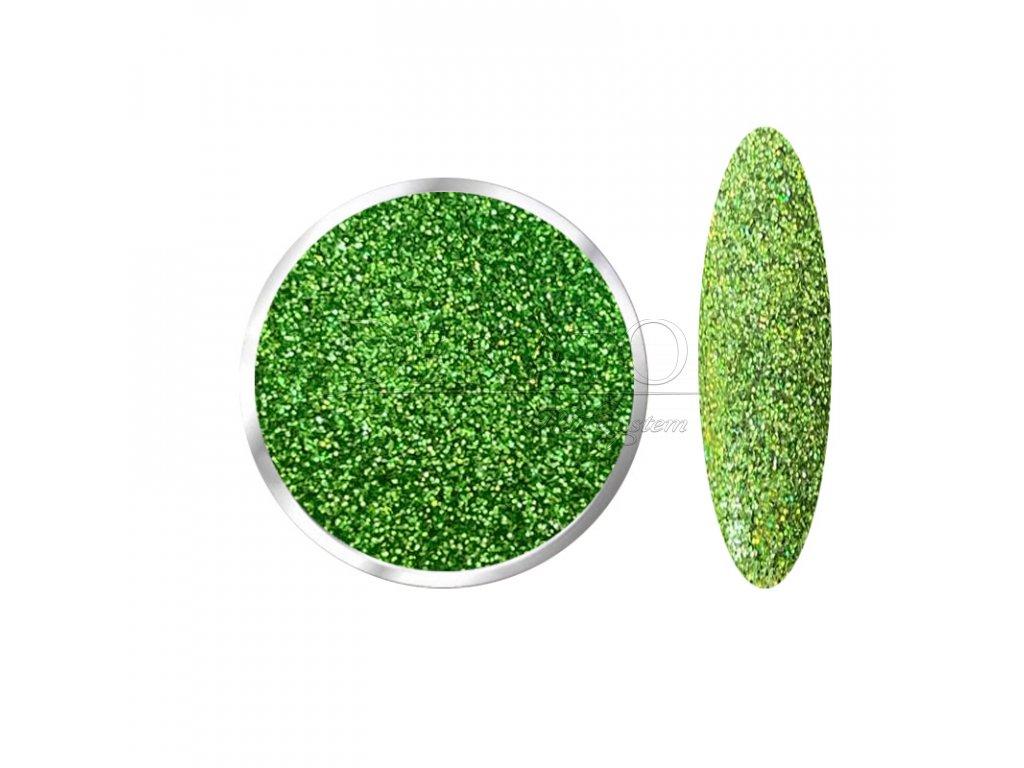 Green  Třpytky a Glitry