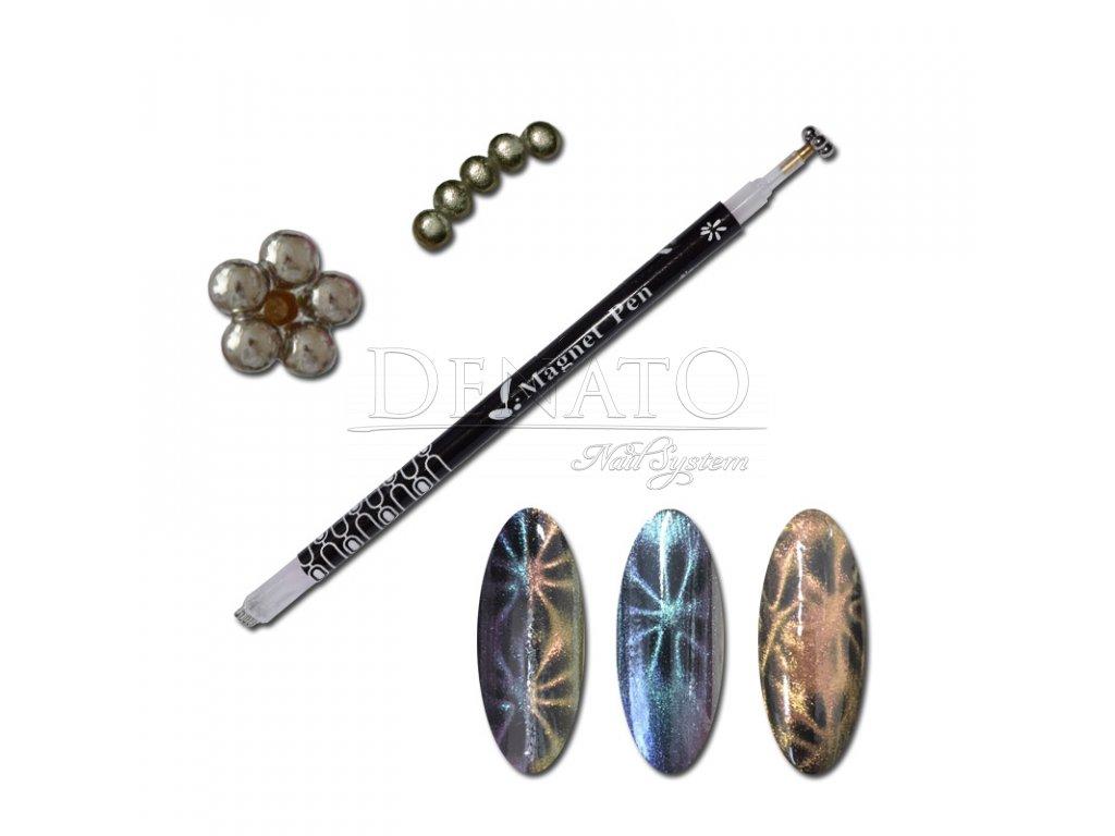 Magnetická tužka černá