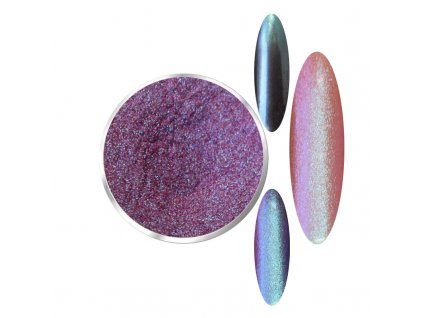 Chameleon 5 - Red*Purple*Olivine  Pigmenty