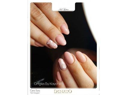 2033 charming time barevný uv led gel teracotta