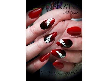 PF07 Perfect Line 07 barevný uv led gel bezvýpotkový červený