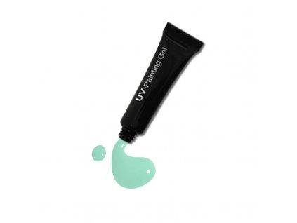 3503 Pastel green painting gel