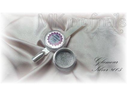 GLAMOUR Silver  Pigmenty