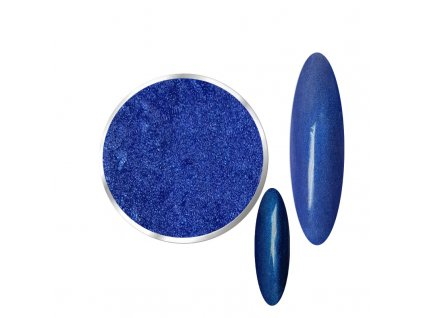 Diamond Silk Night Blue  Pigmenty