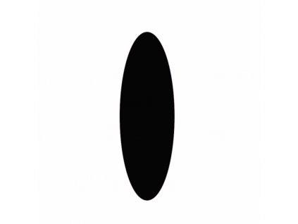 5581 Black lak na razítkování černý 4,5 ml