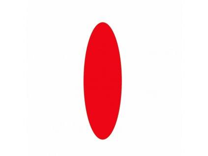 5585 Red lak na razítkování červený 4,5 ml
