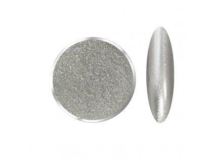 GLAMOUR Super Silver  Třpytky a Glitry