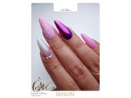 2030 Carnation barevný uv led gel růžový