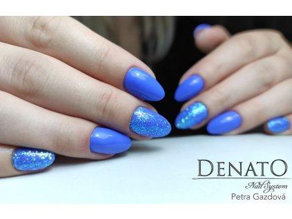 PF23 Perfect Line 23 barevný uv led gel bezvýpotkový modrý