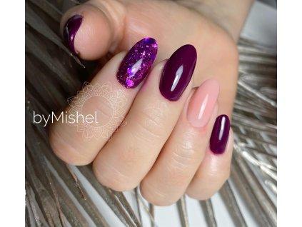 PF33 Perfect Line 33 barevný uv led gel bezvýpotkový fialový