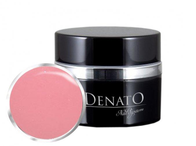 CRYSTAL SLOW Rosa, UV LED stavební gel jednofázový růžový
