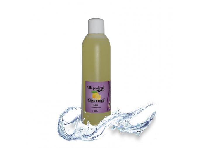 Cleanser Lemon odstraňovač gelových výpotků.citronovýjpg