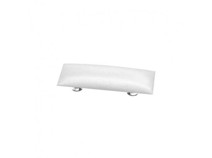 web opěrka pod ruce standart bez polic, barva bílá
