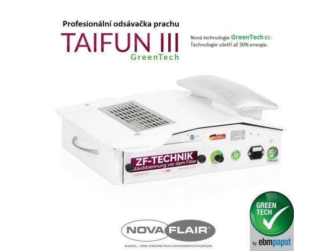 Taifun III GreenTech Titelbild