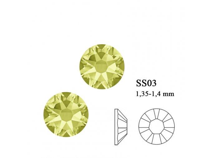 9010 Swarovski Jonquil SS03