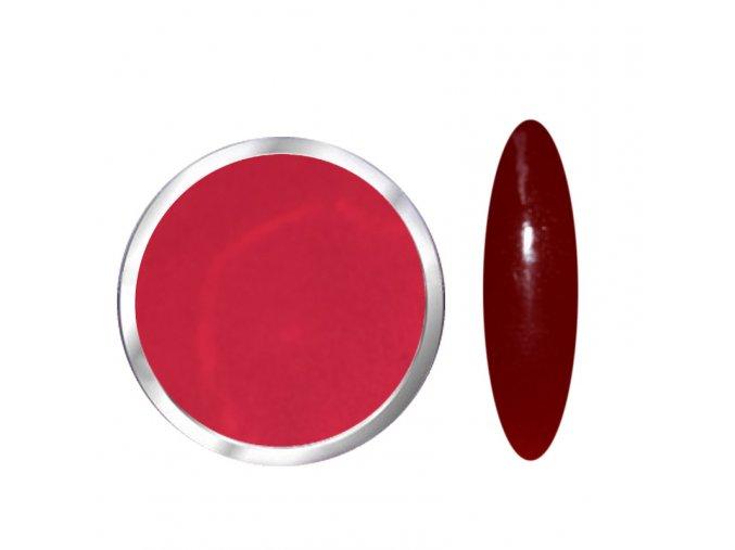 Red  Barevný polymer