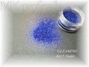 GLEAMING Blue Violet  Třpytky a Glitry