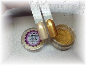 GLAMOUR Gold  Třpytky a Glitry