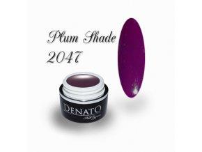 2046 Plum Shade barevný uv led gel fialový