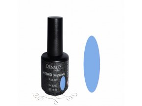 5702 Hybrid Gelpolish Blue Sky, modrý uv led gel, 15 ml