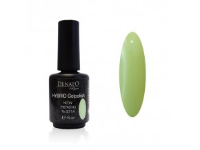 5714 Hybrid Gelpolish pistachio zelený uv led gel, 15 ml