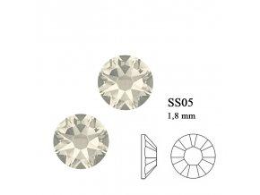 9211 Swarovski Crystal Moonlight SS05