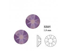 9215 Swarovski Cyclamen Opal SS05