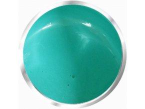 5202 Diamond caribbean blue, barevný uv led gel s diamantovým efektem, zelený