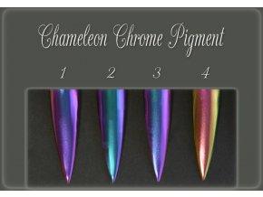 Chameleon Chrome Pigment 1  Pigmenty