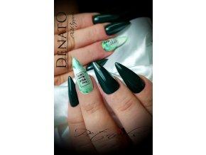 3614 Stable lIne 15, bezvýpotkový UV LEd gel zelený