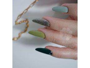 2089 Sage green barevný uv led gel zelený