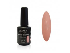 5748 Hybrid Gelpolish Créme nude, béžový uv led gel, 15 ml