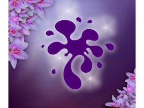 Airbrush Violet  Airbrush barva