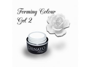 2702 FORMING Colour Gel 1.jpg barevný uv led gel bílý