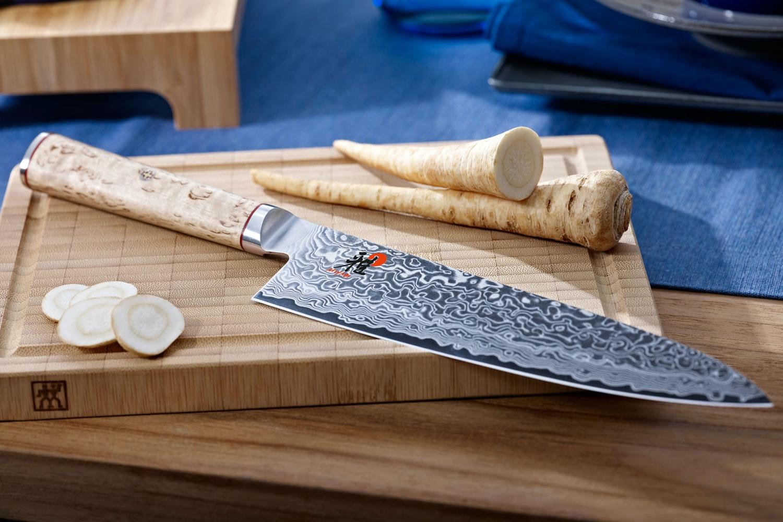 Co jsou damaškové nože?