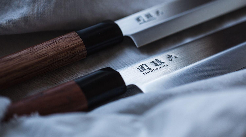 Druhy japonských nožů