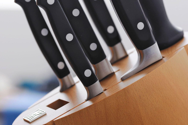 4 základy, jak pečovat o kuchyňský nůž