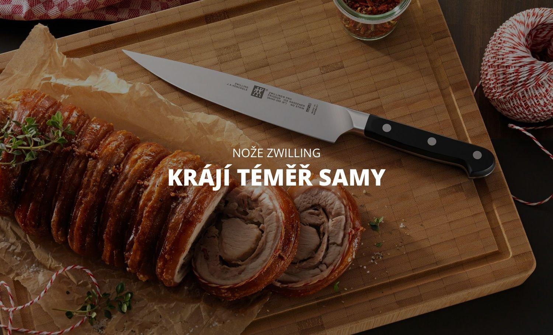 Kvalitní a ostré nože Zwilling