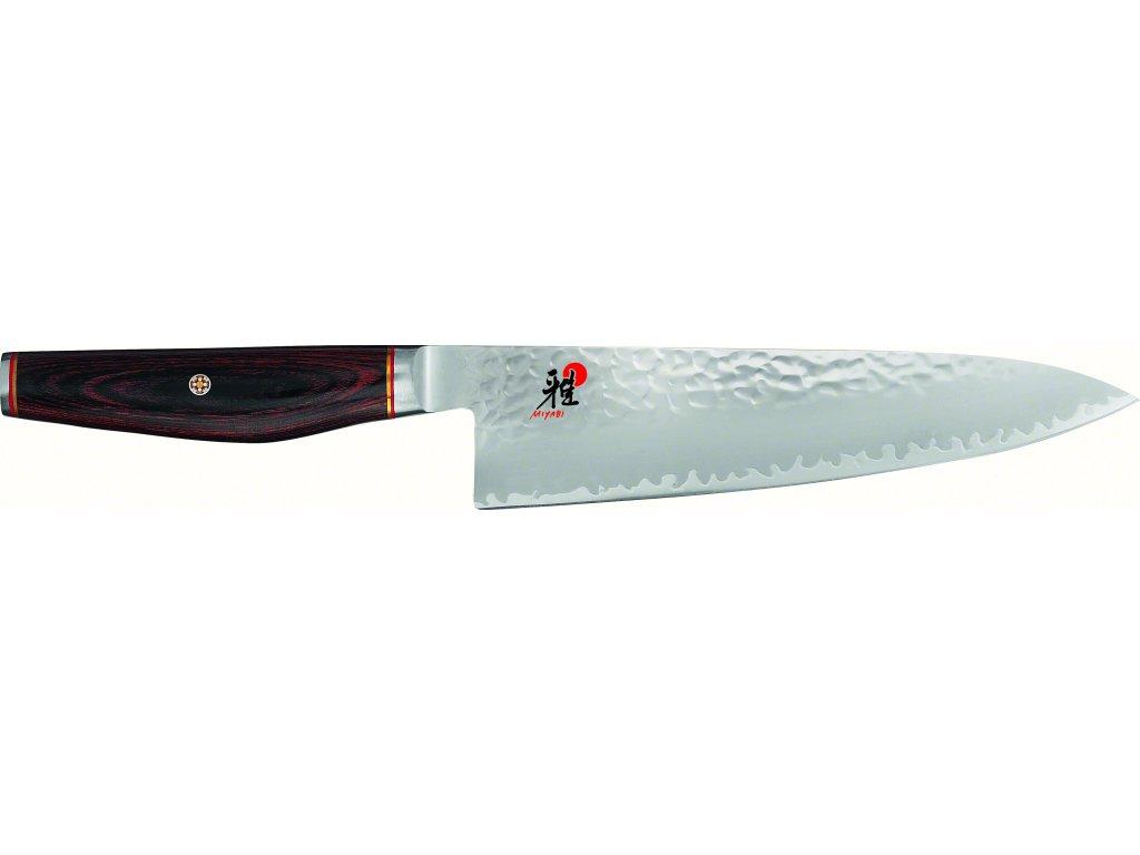 Kuchařský nůž Gyutoh 20 cm, Miyabi 6000MCT