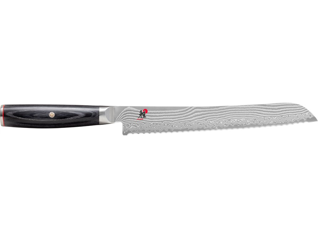 Nůž na chléb 23 cm, Miyabi 5000FCD