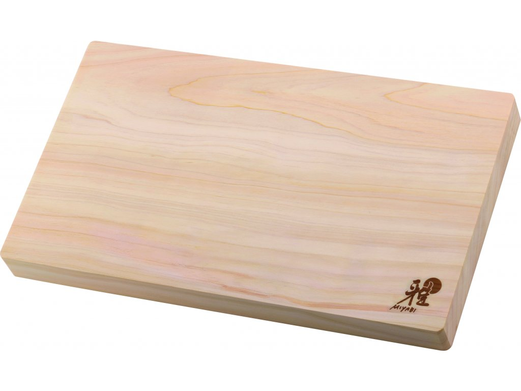 Prkénko 35 x 20 x 3 cm, cypřiš, Miyabi